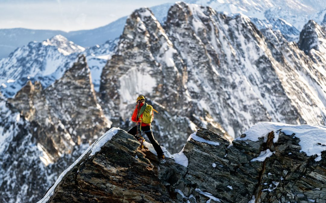 Una cresta Himalayana sopra il cielo di casa – secondo tentativo concatenamento Furggen- Cervino – Cervino – Grandes Murailles- Petites Murailles