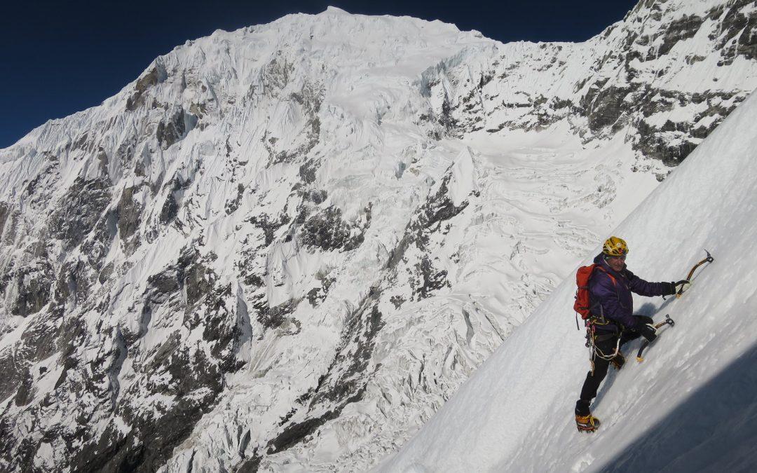 Kimshung 6781 m. una cima ancora inviolata…